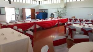 Salle des Fêtes de Lagrasse (Aude)